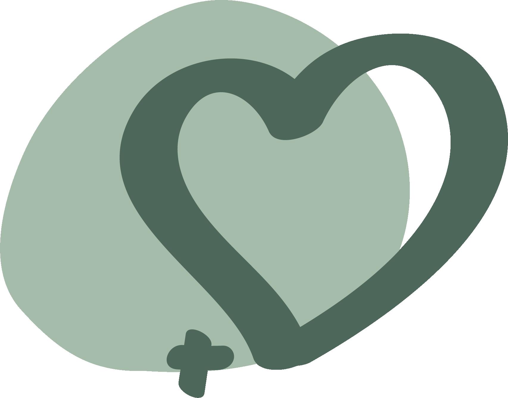 Icoon hart
