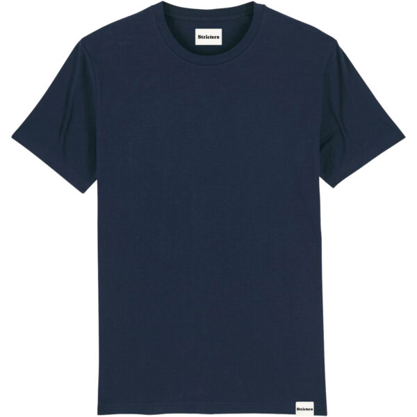 Duurzaam t-shirt navy