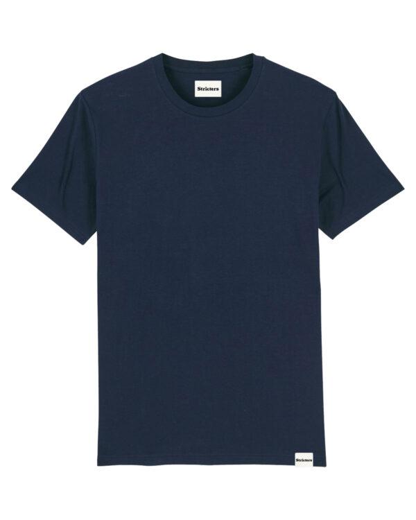 Duurzaam t-shirt navy