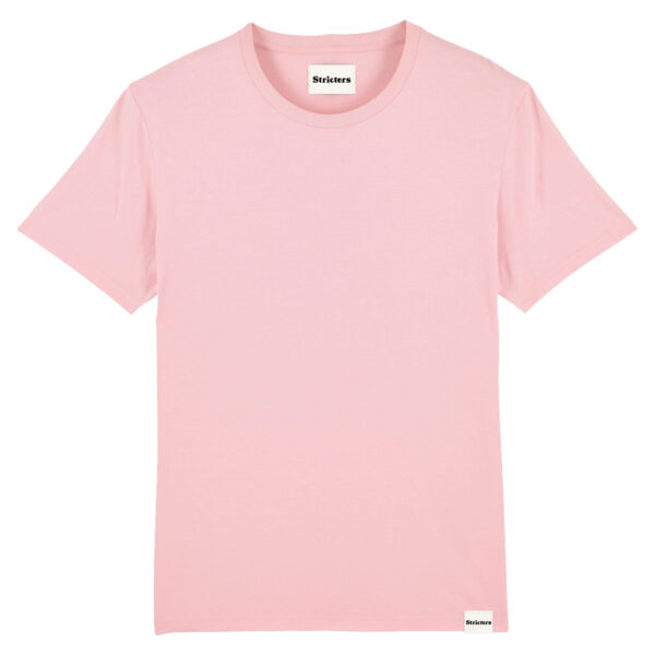Duurzaam t-shirt rose