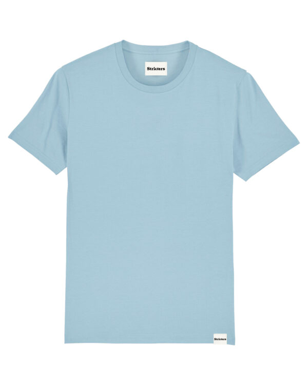 Sustainable t-shirt sky